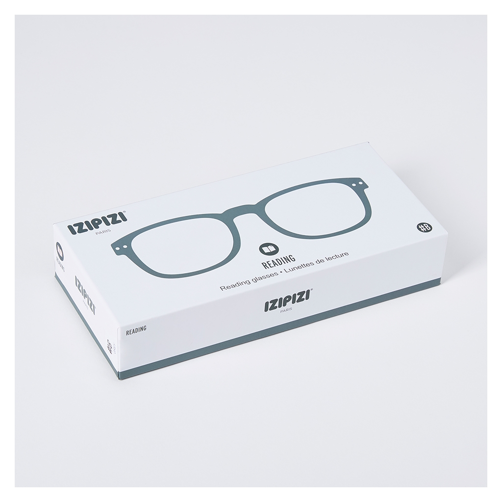 4bd303fb432 LetMeSee  B Reading Glasses Grey - The Conran Shop
