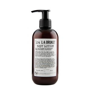 No.124 Body Lotion Sage, Rosemary & Lavender
