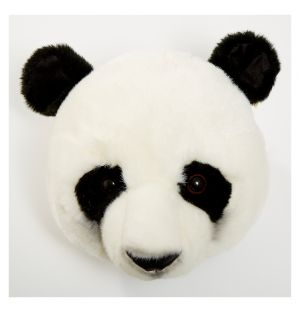 Panda Trophy Wall Decoration