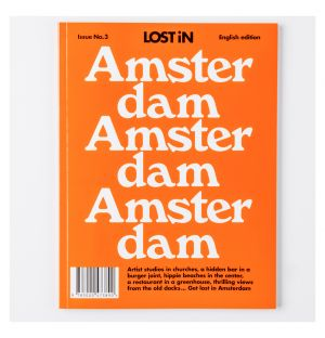 LOST iN Amsterdam City Guide