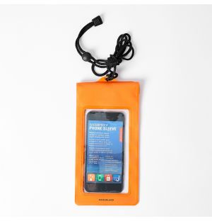 Waterproof Phone Sleeve Orange