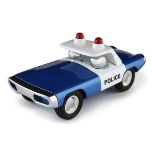 Maverick Heat Police Car Toy