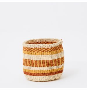 Extra-Small Unique Fine Weave Basket
