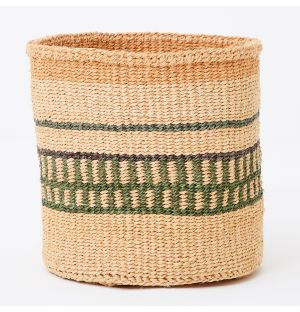Large Unique Fine Weave Basket