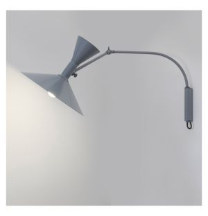 Lampe De Marseille Wall Lamp Mini Grey
