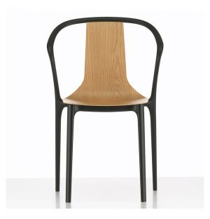 Belleville Side Chair Wood