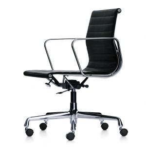EA 118 Swivel Office Chair Leather