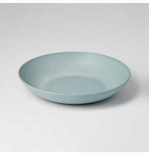 Ombra Shallow Plate Cielo 21cm