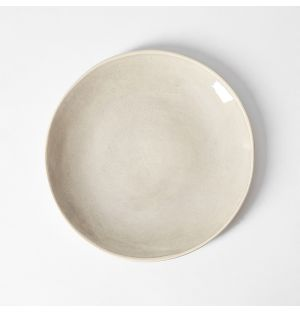 Brights Side Plate in Warm Grey