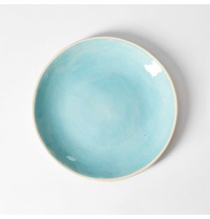Brights Side Plate 23cm Turquoise