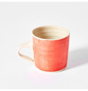 Exclusive Brights Straight Espresso Cup in Red