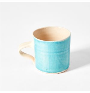 Exclusive Brights Straight Espresso Cup in Turquoise