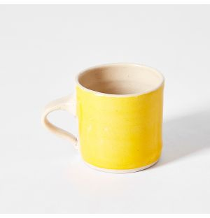 Exclusive Brights Straight Espresso Cup in Yellow