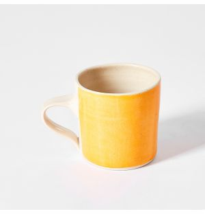 Brights Straight Espresso Cup in Orange