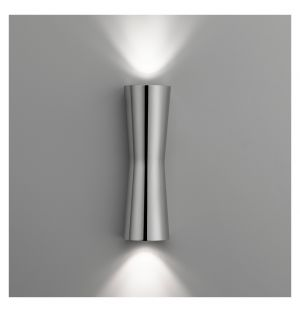 Clessidra 40° Outdoor Light Chrome