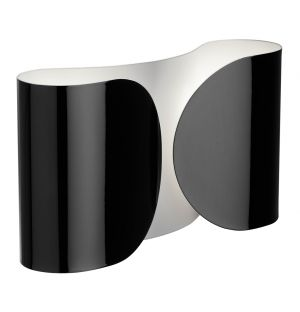 Foglio Wall Light in Black