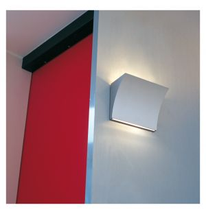 Pochette Up Down Wall Light White