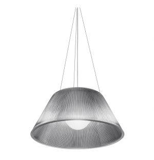 Romeo Moon S2 Pendant Light Glass