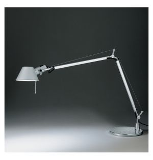Tolomeo Mini Table Lamp Aluminium