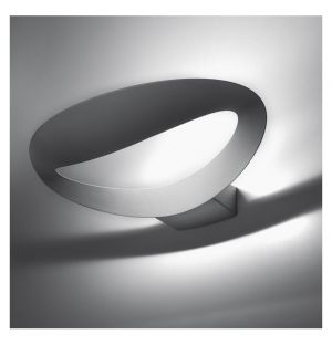 Mesmeri Halo Wall Light White