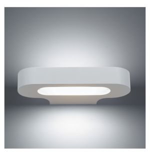 Talo Parete Halo Wall Light White