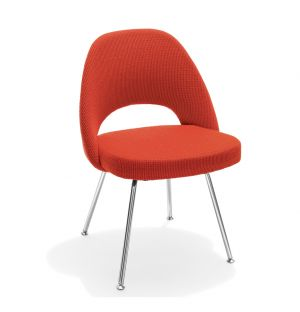 Saarinen Conference Chair Chrome & Cato Fabric