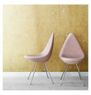 Drop Chair Canvas Upholstery