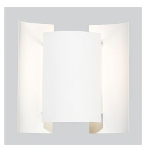 Butterfly Wall Light White