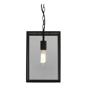 Homefield 360 Exterior Hanging Light Clear Glass