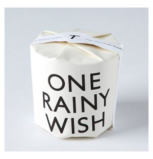 One Rainy Wish Scented Candle