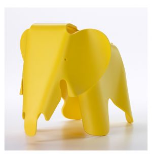 Eames Elephant Yellow Small