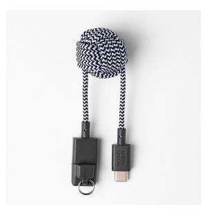 KEY USB A to USB C Cable Zebra