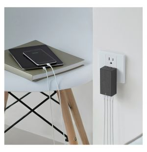 Smart Charger in Slate