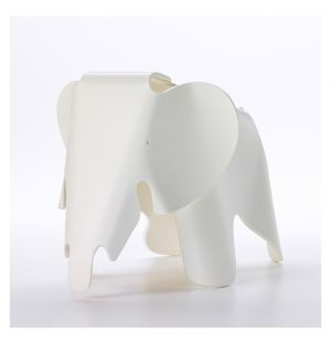Eames Elephant White Small