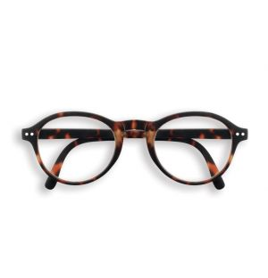 LetMeSee #F Folding Reading Glasses Tortoise
