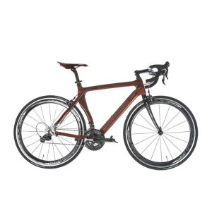 Tempo Ultegra Road Bike Walnut