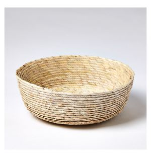 Round Basket Natural Extra-Small
