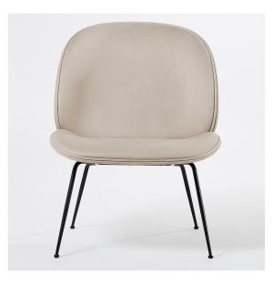 Beetle Lounge Chair Jabana Grey