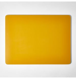 Coloured Placemat Mustard
