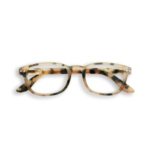 LetMeSee #B Reading Glasses Light Tortoise