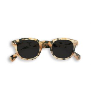 Izipizi #C Sunglasses Light Tortoise
