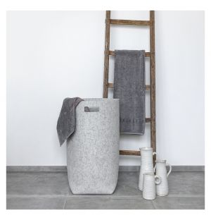 Laundry Bag Light Grey