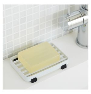 Tower Soap Dish White
