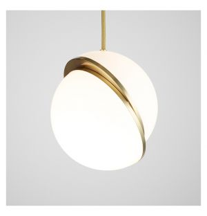 Crescent Pendant Light Mini