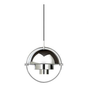 Multi-Lite Pendant Chrome