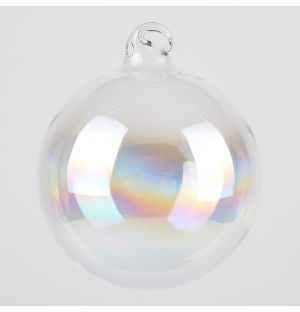 Soap Bubble Christmas Tree Decoration