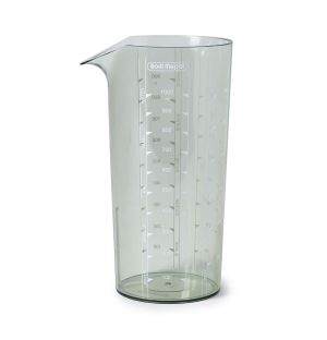 Measuring Cup Smoked 1L