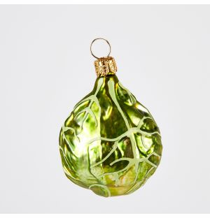 Brussel Sprout Christmas Tree Decoration