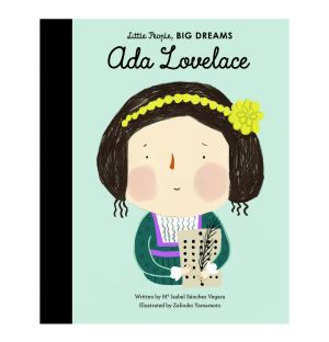 Little People, BIG DREAMS: Ada Lovelace Book