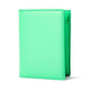 Classic Card Wallet in Green